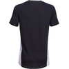 Mons Royale M's Temple Tech Geo T-Shirt Black Grey